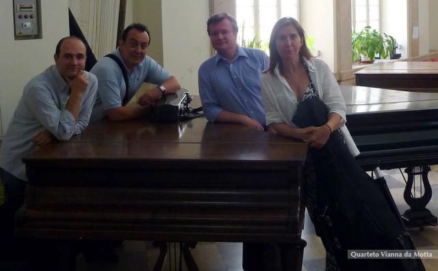 Quarteto Vianna da Motta