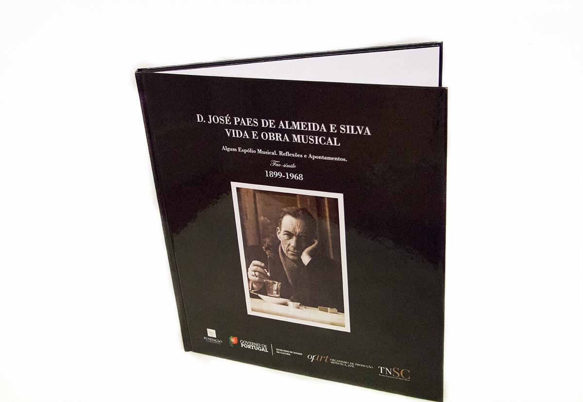 D. JOSÉ PAES DE ALMEIDA E SILVA — VIDA E OBRA MUSICAL