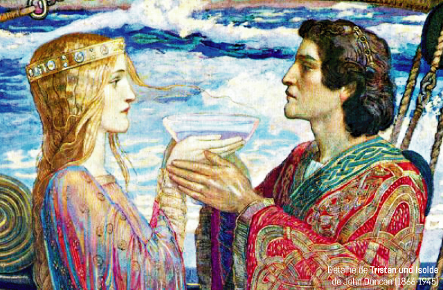 A propósito de Tristan und Isolde, de John Duncan
