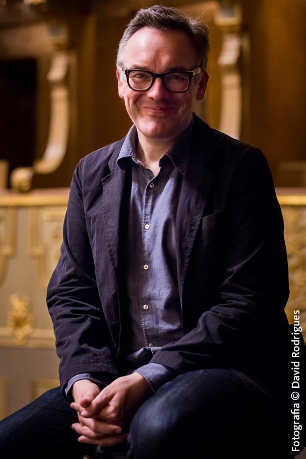 Patrick Dickie, Diretor Artístico do Teatro Nacional de São Carlos