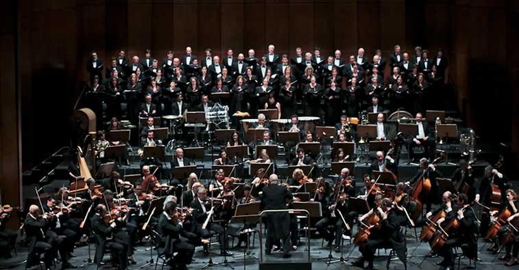 Coro do TNSC e Orquestra Sinfónica Portuguesa
