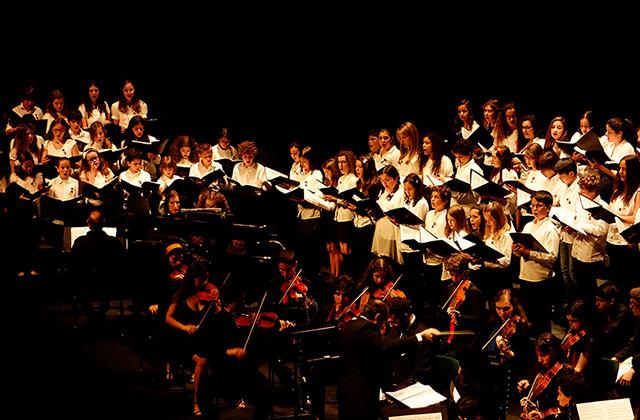 Coro da Academia de Pequenos Cantores