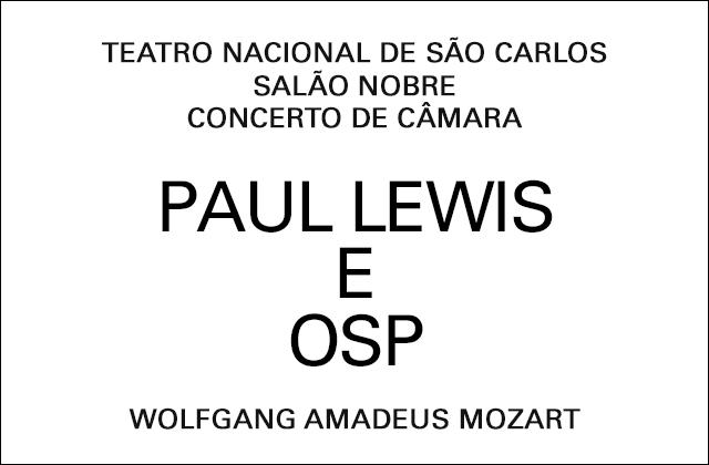 Paul Lewis e OSP