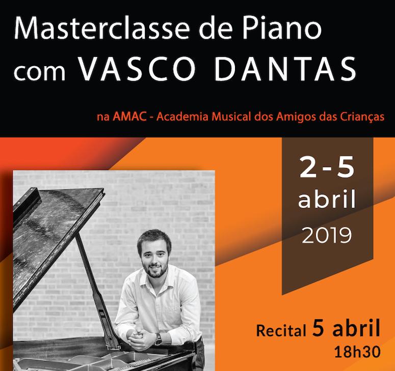 Masterclasse de piano