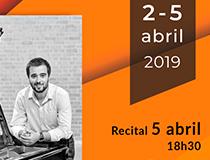 Recital 5 Abril 2019