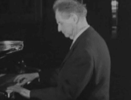 Wilhelm Kempf — Uma Visita Frequente