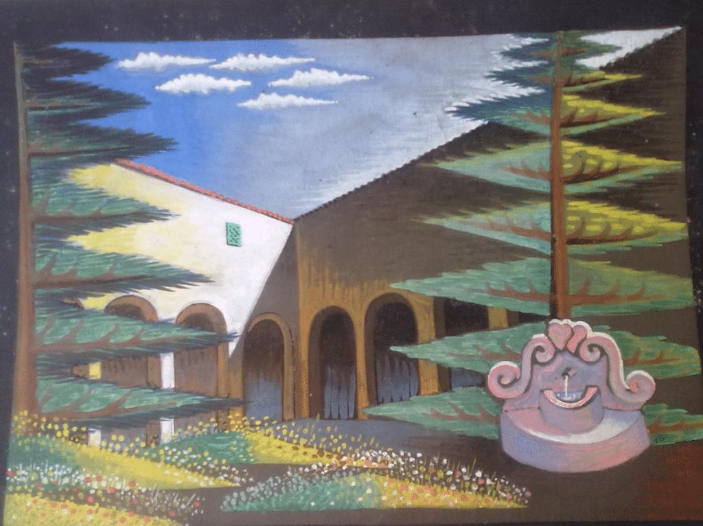 Almada Negreiros, Crisfal, 1943